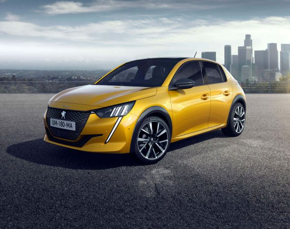 Peugeot opens UK order books for new 208 and e-208